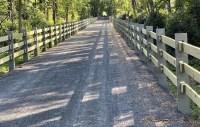 Allan Block Fence System - Nitterhouse Masonry