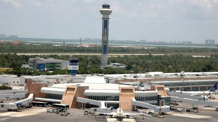 Aeropuerto de Cancún aeropuertos CDMX-Cancún