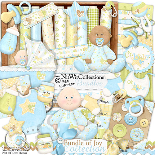 FQB Bundle Of Joy Nitwits Nitwit Collections