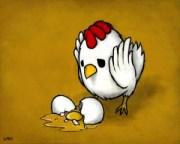 huevo anembrionado