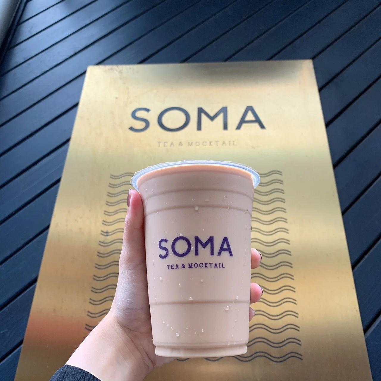 SOMA特調飲品 2019臺灣奶茶節 Niusnews 妞新聞