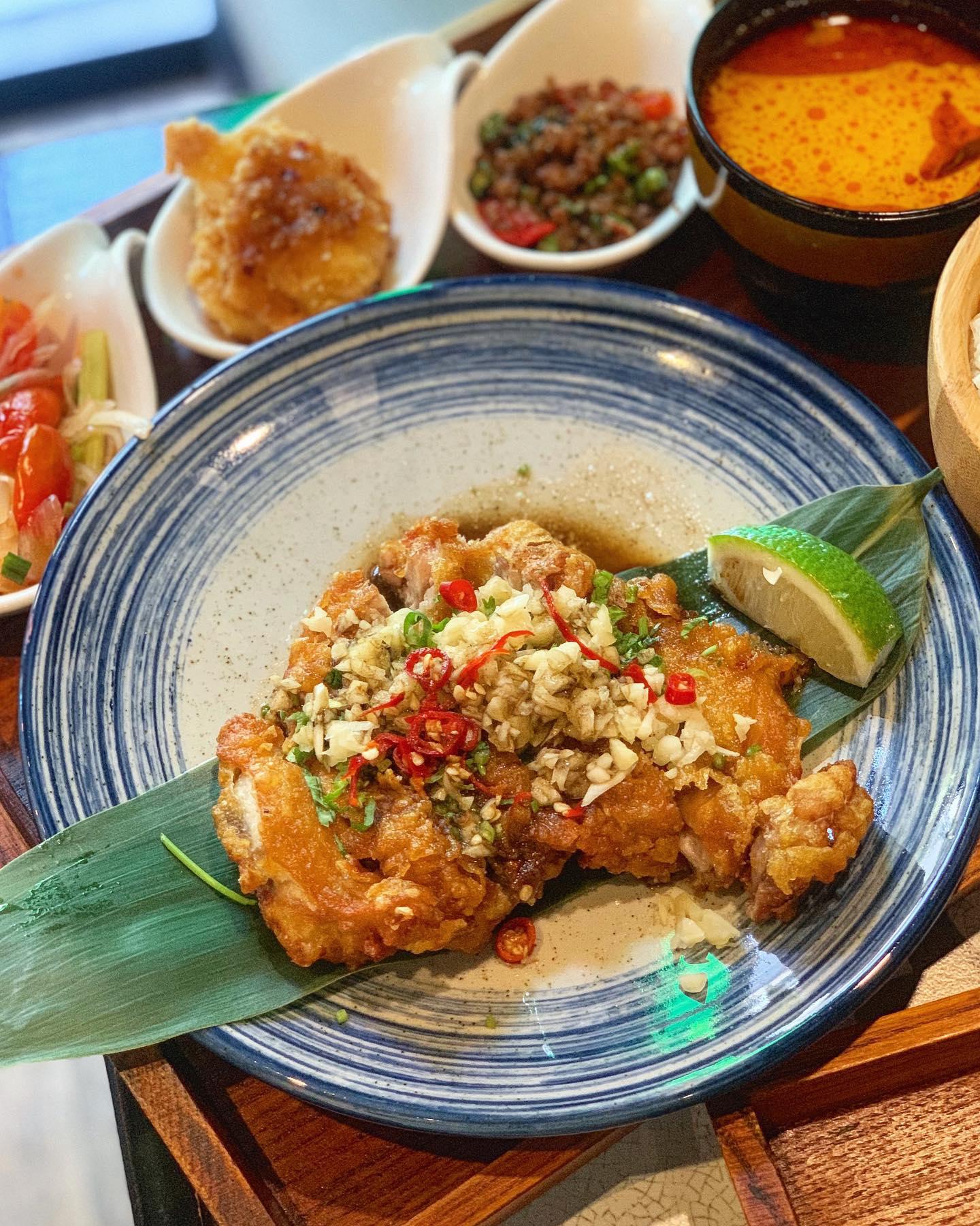 嘉義「泰」多好吃的!「泰一定食」紅咖哩、椒麻雞、公仔麵必點! | 嘉義、Chiayi、嘉義美食、泰式料理 | 愛 ...