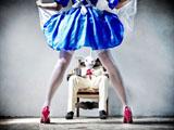 紅心皇后比愛麗絲還貌美如花?25歲美女攝影師的綺麗夢幻童話 | 微文青 | 妞新聞 niusnews