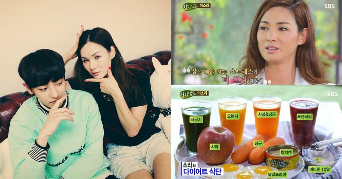 韓國47歲超模美魔女!李素拉20年來始終如一的保養之道 | 李素拉、韓國、模特兒、減肥、運動 | 美人計 | 妞新 ...