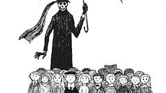 26個小孩的26種死法 死小孩ABC小動畫 | 愛德華高栗,高栗,Edward Gorey,死小孩,The Gashlycrumb Tinies | 生活發現 ...