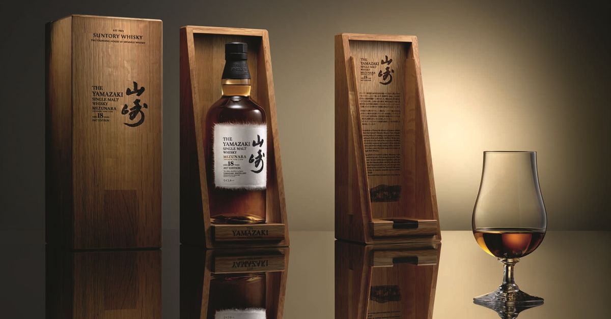 日本威士忌代表之一!「山崎單一麥芽威士忌」水楢桶18年2017版限定上市 | 麥芽威士忌、水楢桶、日本 ...