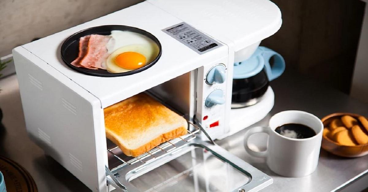 不怕賴床吃不到早餐!省錢省時又美味的三合一烤箱來了   日本、廚房、家電、Hirokitchen、3WAY   生活發現 ...