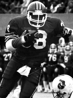 Athletics mourns football great Rodney Taylor  NIU Today