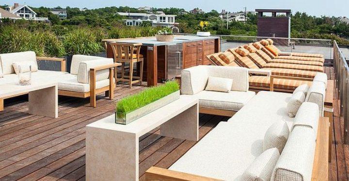 Outdoor Sideboard