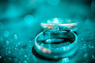 Ringbild von Niveau-Foto Dj Hochzeit