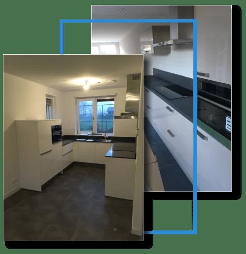 Nivedo keukenmontage foto home