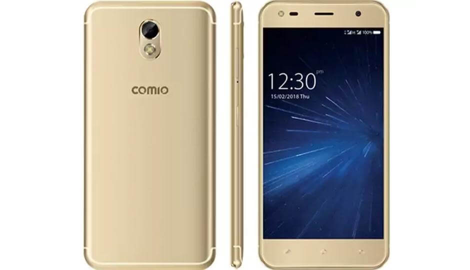 comio c2 lite price in india