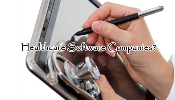 List of Best Healthcare Software Companies in India 2019