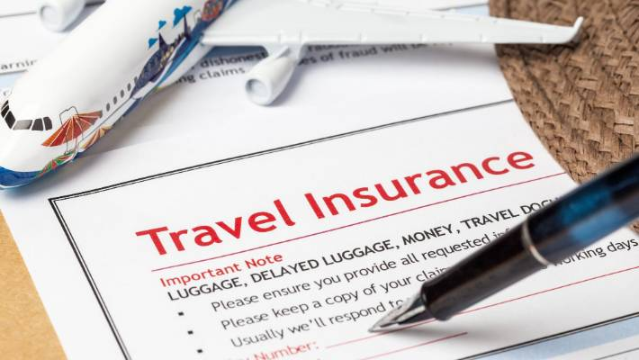 Travel insurance to inter in Dubai