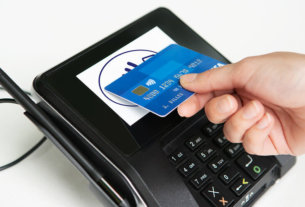 Contactless Credit Card
