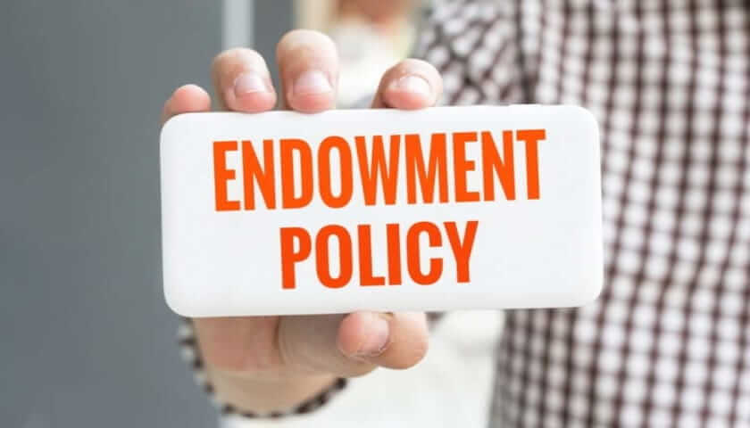 endowment policy
