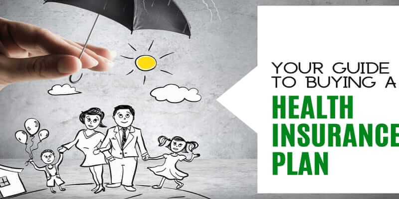 how to buy health insurance plan