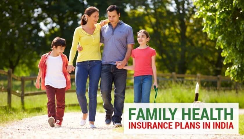 family health insurance plans in india