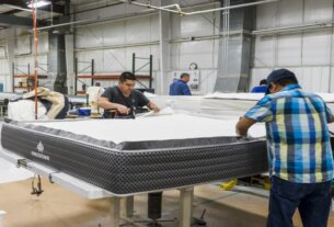 from mattress manufacturing business