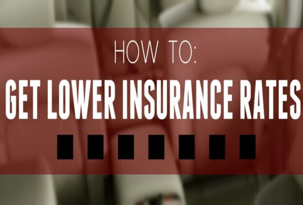 Ways to Lower Your Insurance Rates