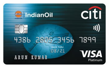 indian oil Citibank-Credit-Card