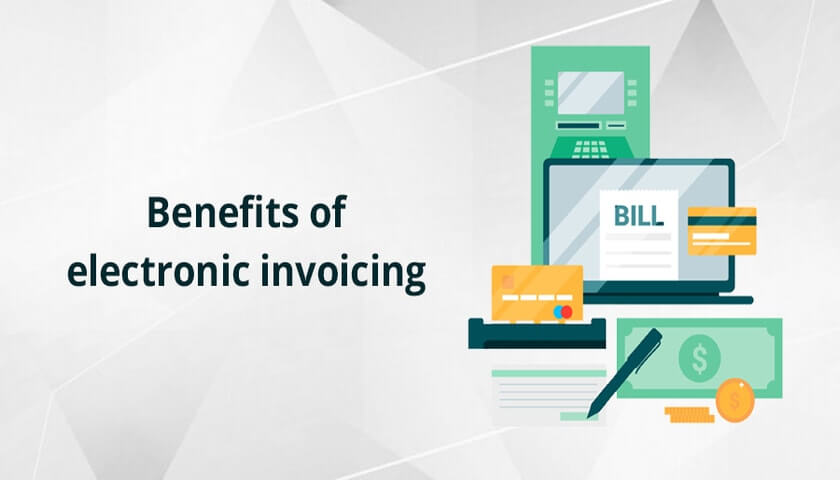 Benefits of E-invoicing