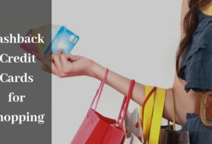 Best Cashbacks Credit Cards for Online Shopping in India