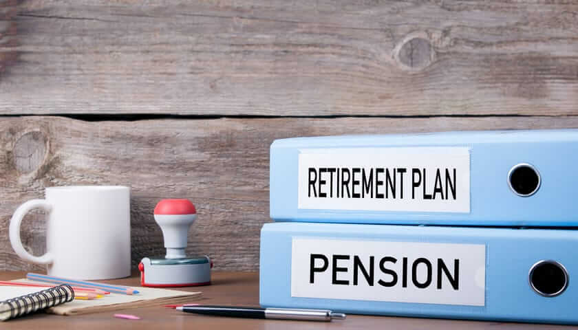 Pensions and Retirement Funds