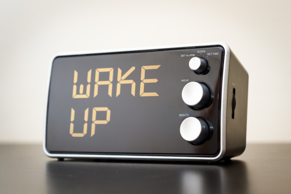 how to turn off nap on alarm clock