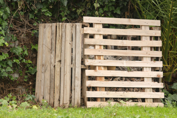 Reclaimed Wood Compost
