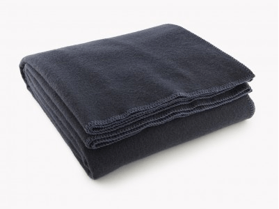 Pure and Simple Wool Blanket