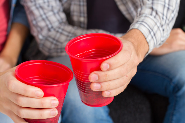 Tailgating Party Drink Cups