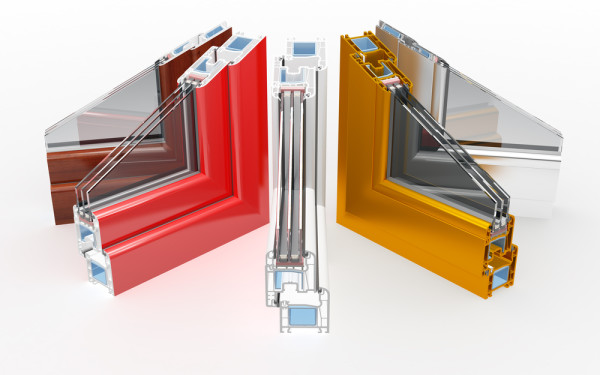 Triple Pane Window Samples