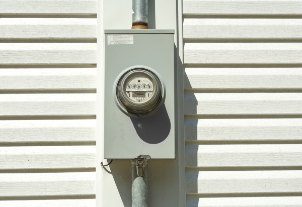 House Electric Meter