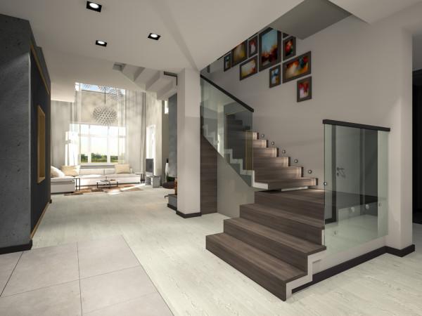 Staircase Interior