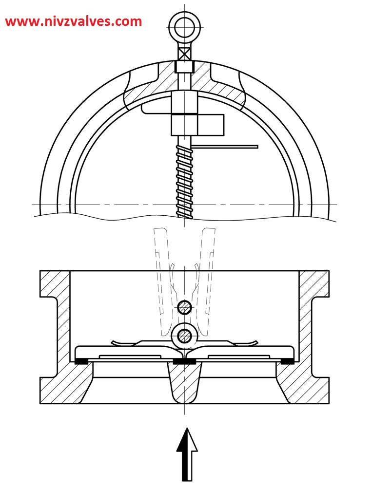 Dual Plate Type Check Valve Manufacturer, Double Disc