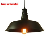 Pendant Ceiling Light Fixtures LampShade Chandelier Loft ...