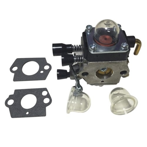 small resolution of image is loading carburetor air fuel filter for stihl fs38 fs45
