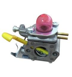 craftsman weed eater carburetor 530071752 530071822 for zama type c1u w18 656721682560 ebay [ 1001 x 1001 Pixel ]