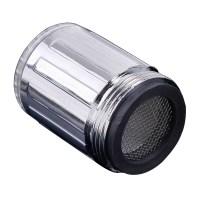 Luminous Glow Light-up LED Shower Tap Faucet Nozzle Head W ...