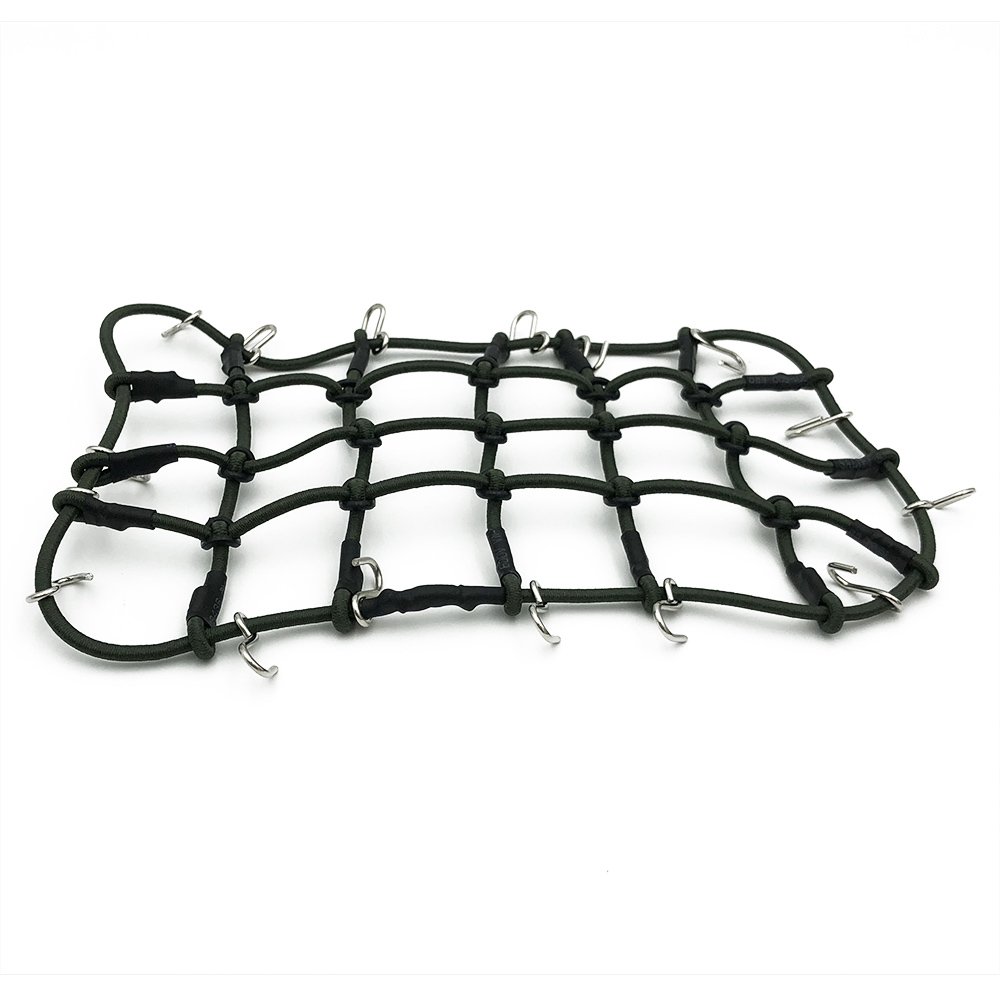 Elastic Luggage Net for 1/10 Traxxas TRX-4 RC Car Rock
