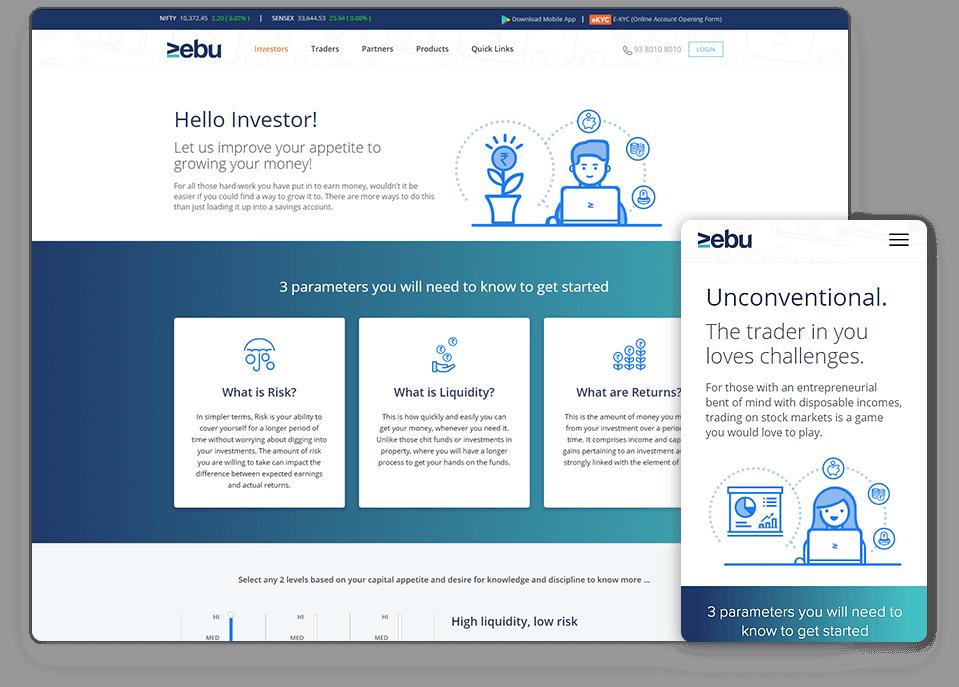 website design creative website