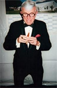 George Burns celebrity look-alike