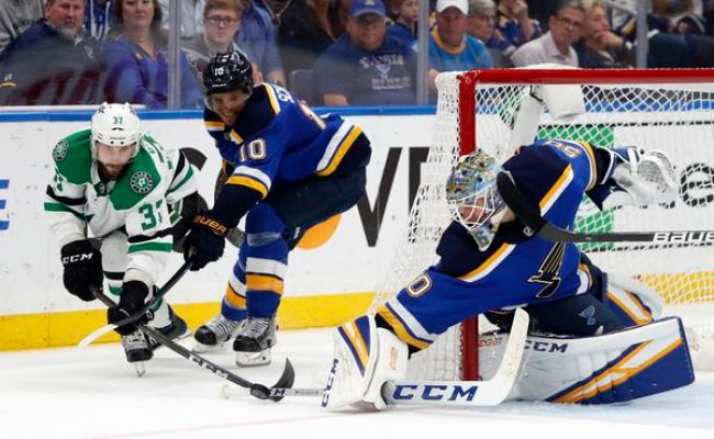 Stanley Cup Playoffs 2019 Conference Finals Matchups