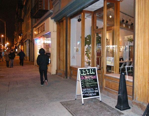 Jersey City Restaurant Litm Host Art Exhibit Exploring