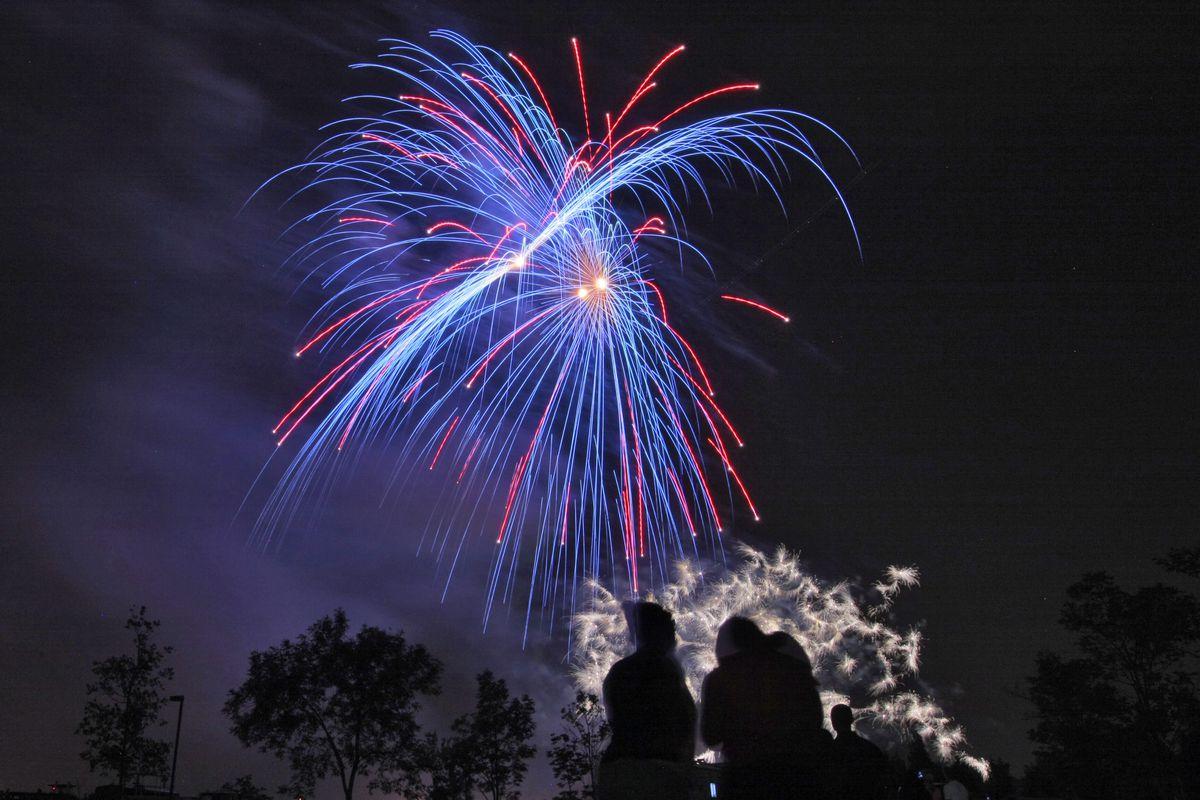 N J Fireworks Where To See July 4th Fireworks Near