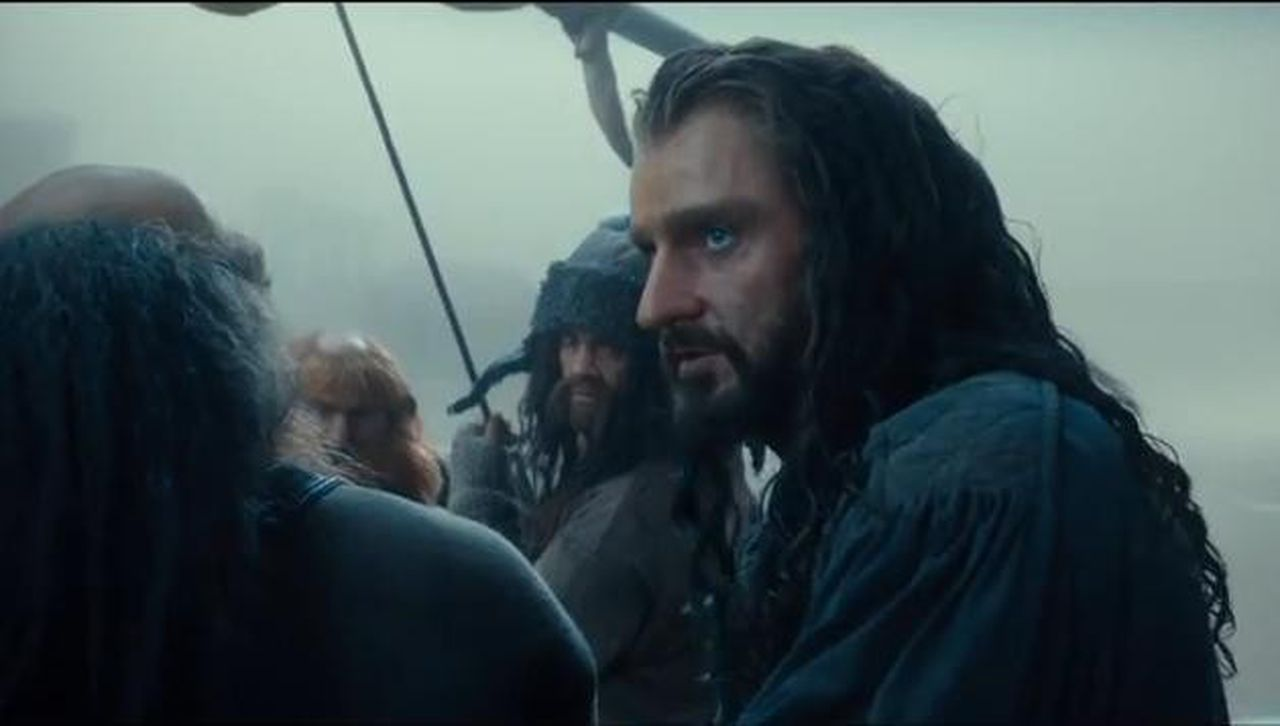 'The Hobbit: The Desolation of Smaug' new trailer: So. that's how dragons talk - nj.com