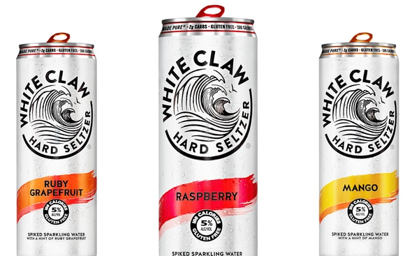 white claw shortage has