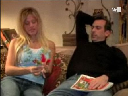 Dina Manzo and Tommy Manzo