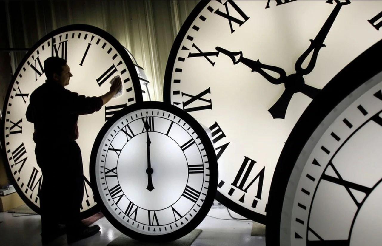 Daylight Savings Time When Does Daylight Saving Time